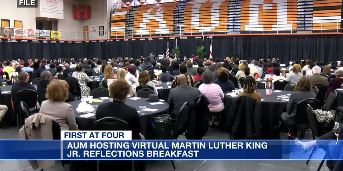 AUM hosting virtual Martin Luther King Jr. reflections breakfast