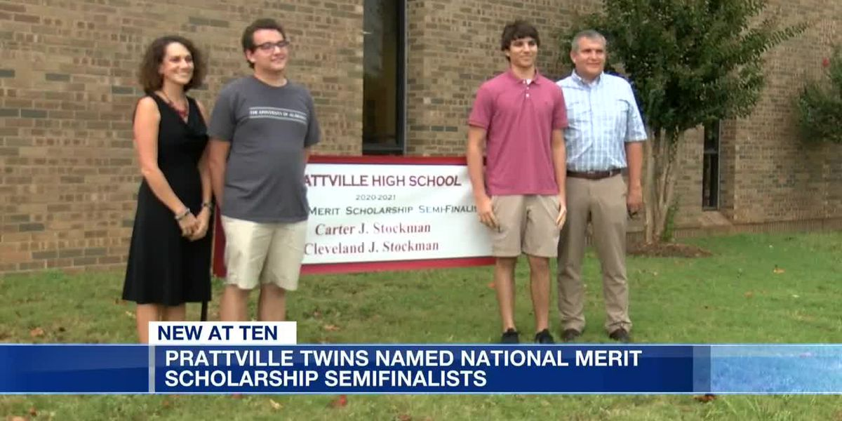 Prattville twins named National Merit Scholarship semifinalists