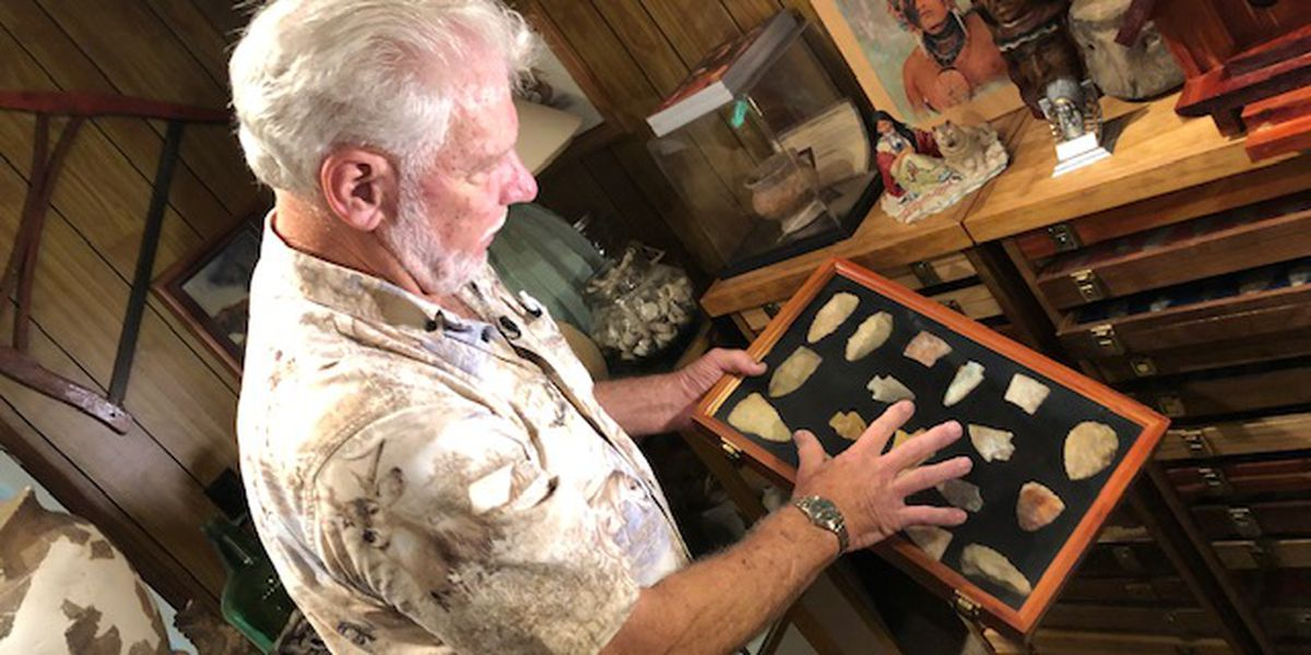 County Road 12: Lee County man's colossal collection