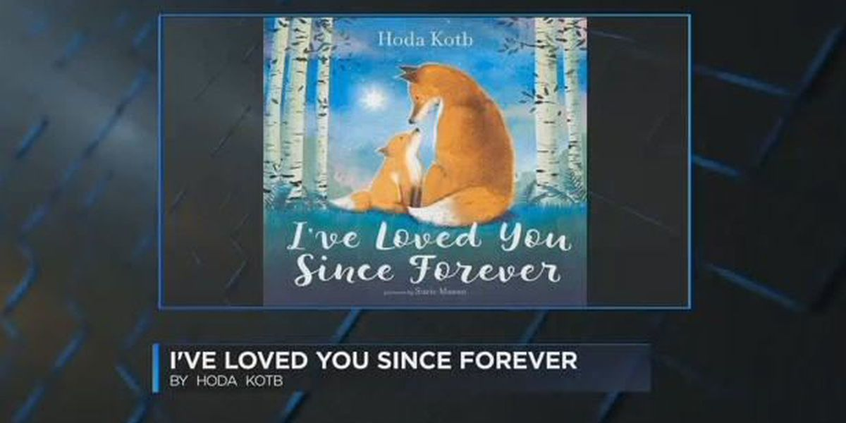 TODAY's Hoda Kotb discusses new book 'I've Loved You Since Forever'