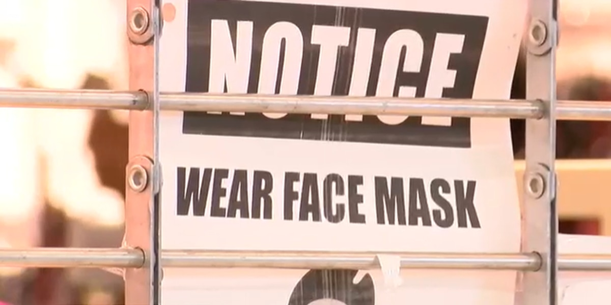 Montgomery citizens react to new mandatory mask ordinance