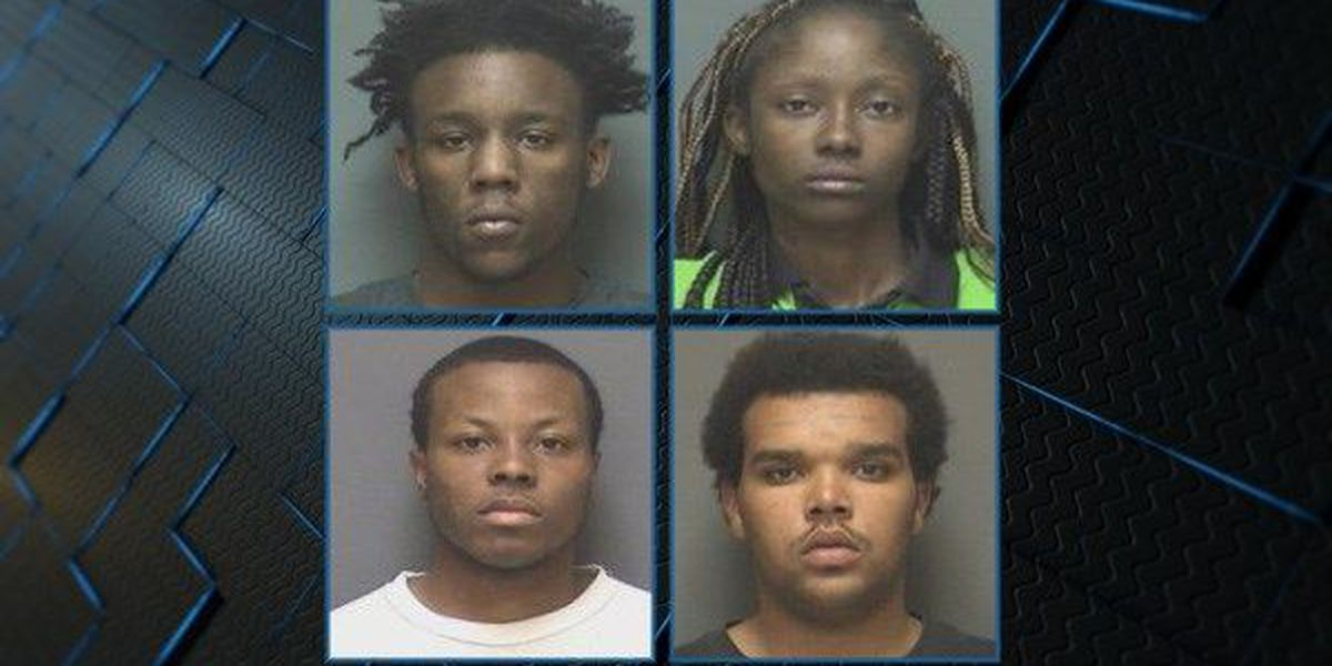 7 charged after string of Dothan robberies