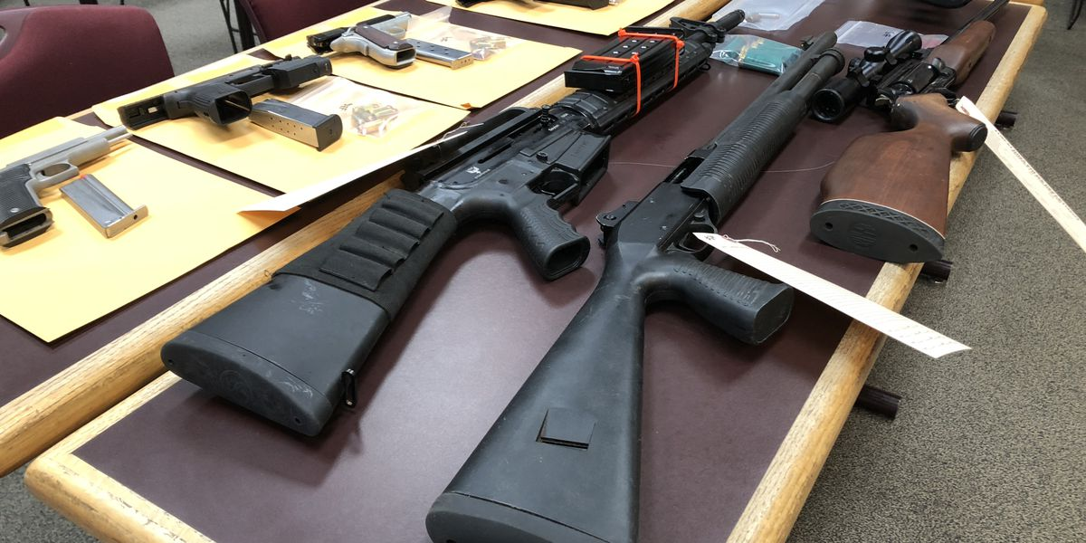 Alabama State Senator wants tougher penalties in stolen gun cases