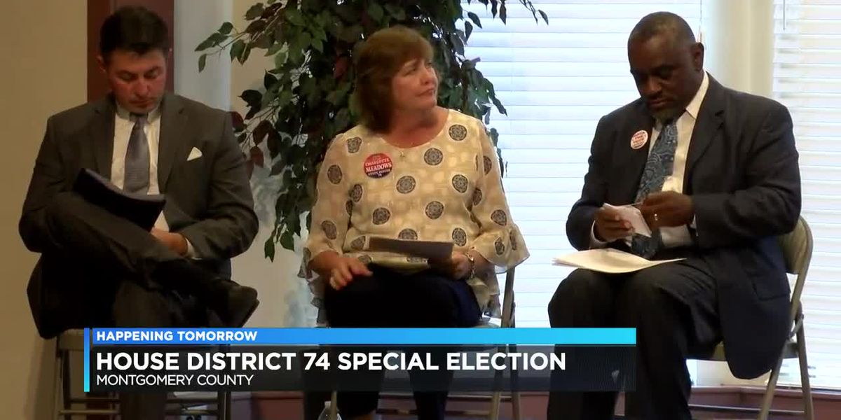 Candidates speak day before special election for state house seat