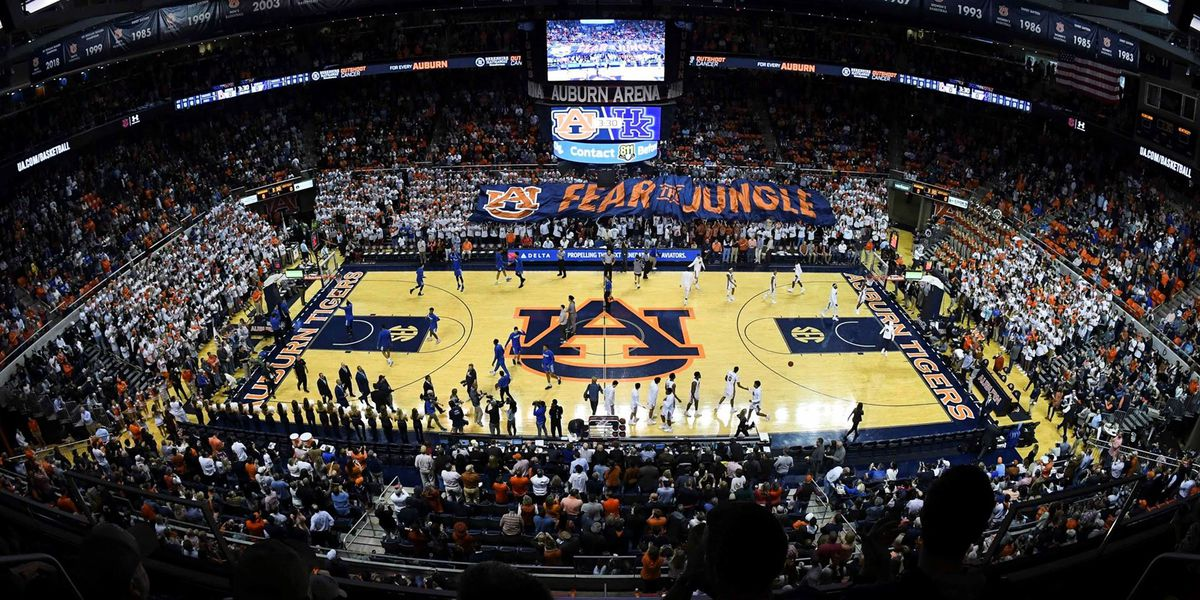 Hot shooting leads No. 5 Auburn over Georgia