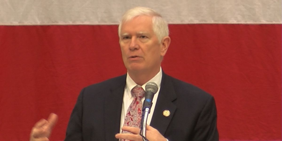 Two members of Congress file resolution to censure Congressmen Mo Brooks