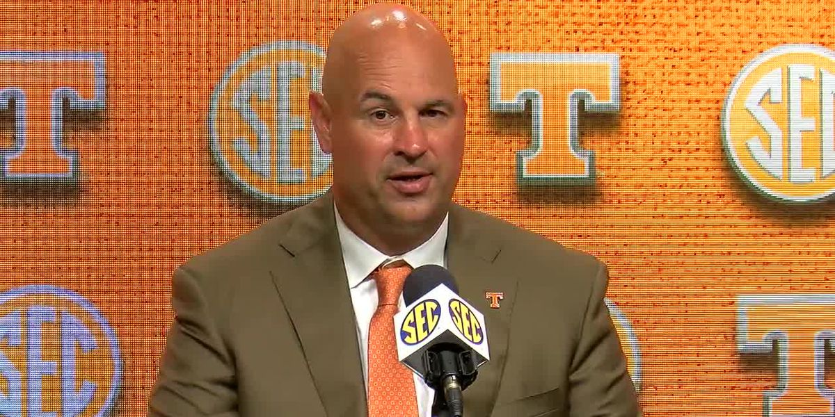 SECMD19: Jeremy Pruitt evaluates first year at Tennessee