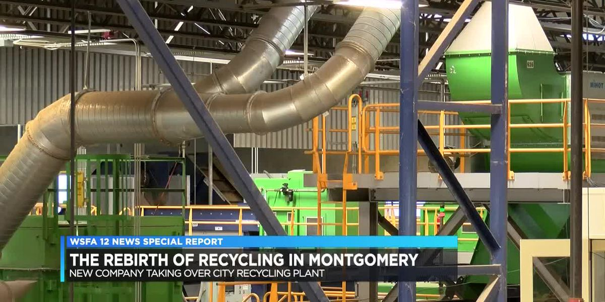 Montgomery recycling facility expected to re-open in January
