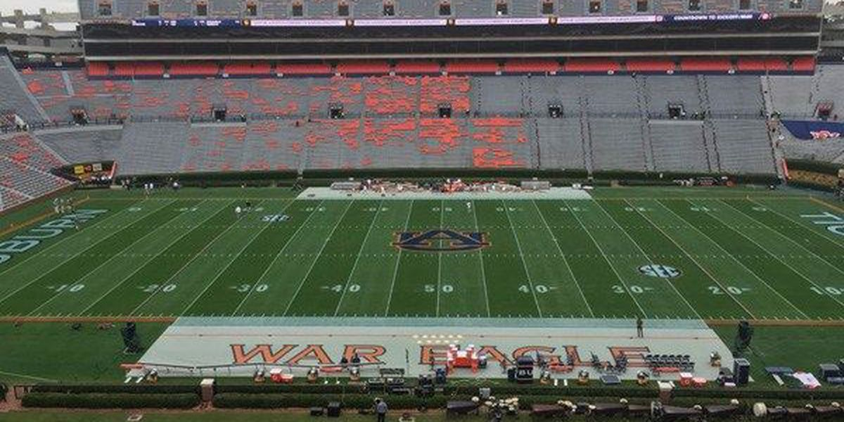 SLIDESHOW: Iron Bowl 2017