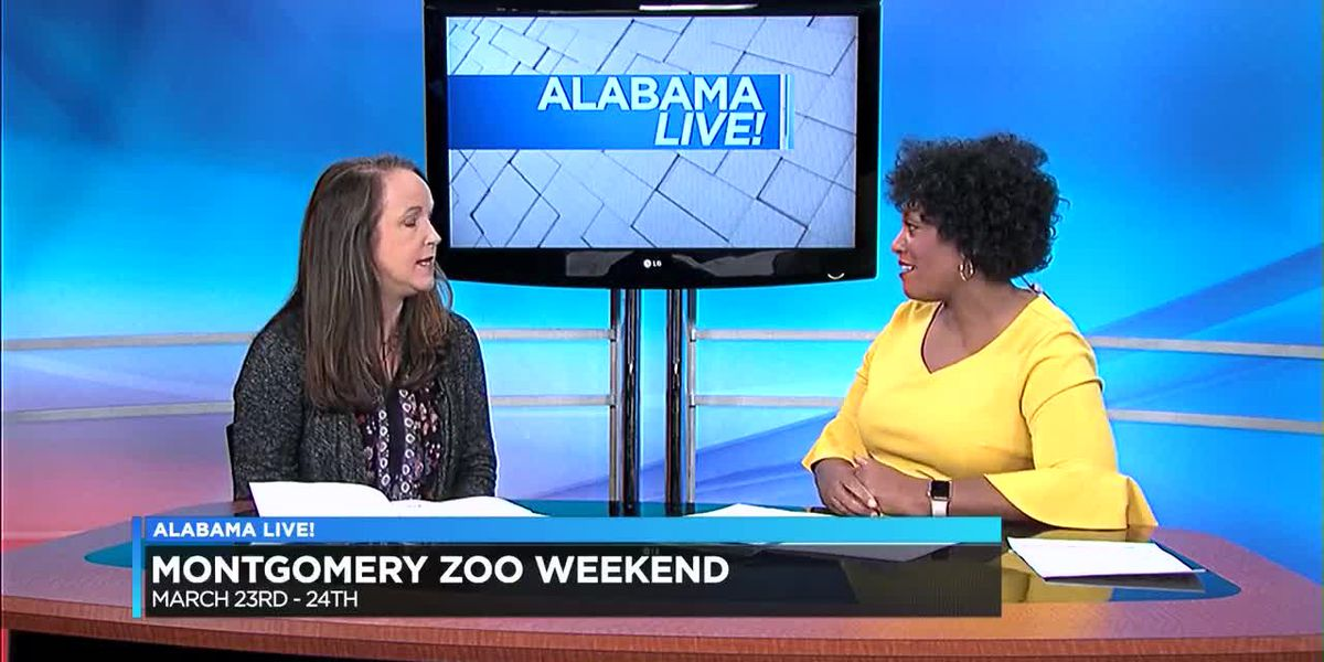Montgomery Zoo to host weekend of fun