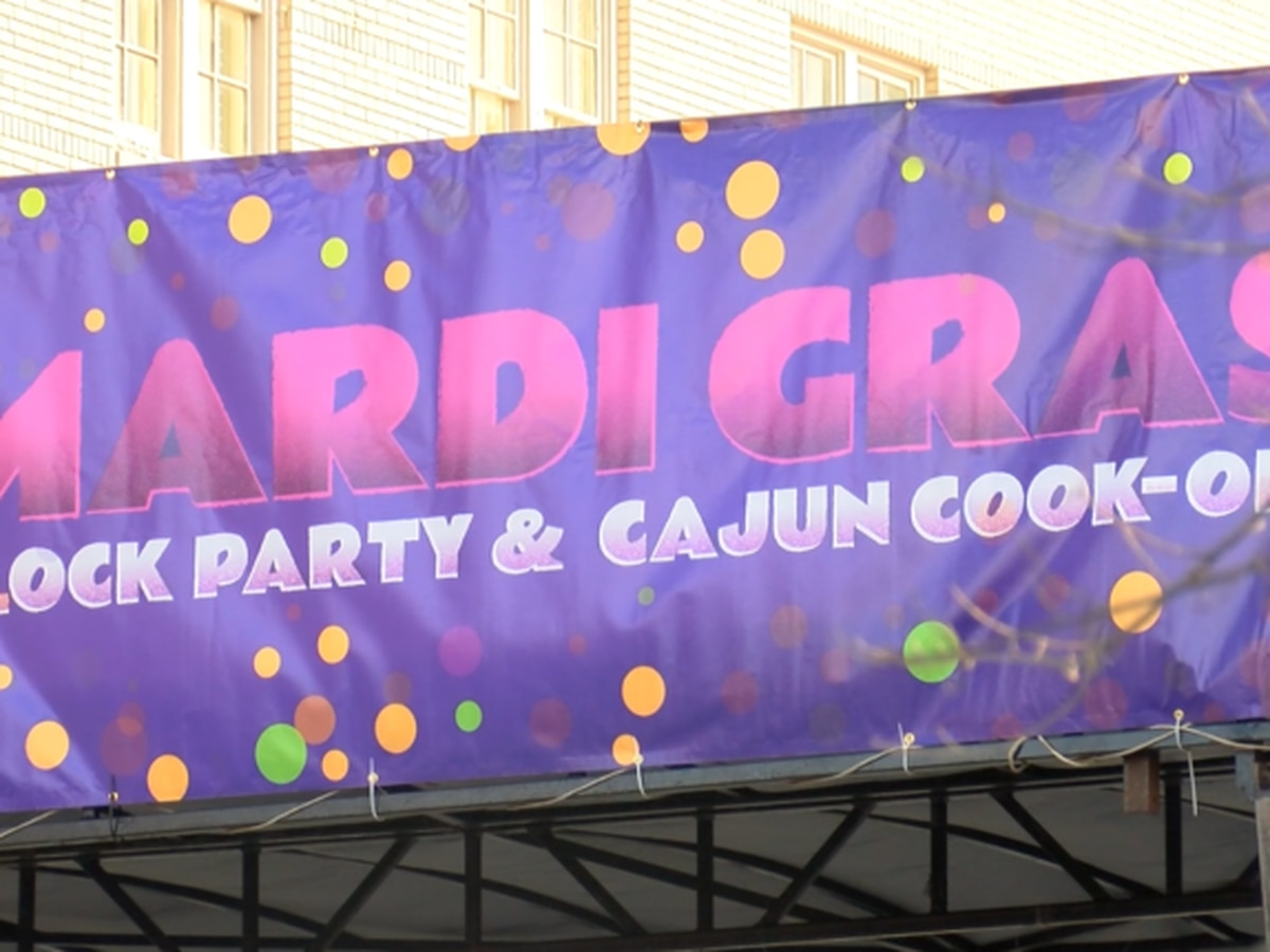 River Region Mardi Gras events