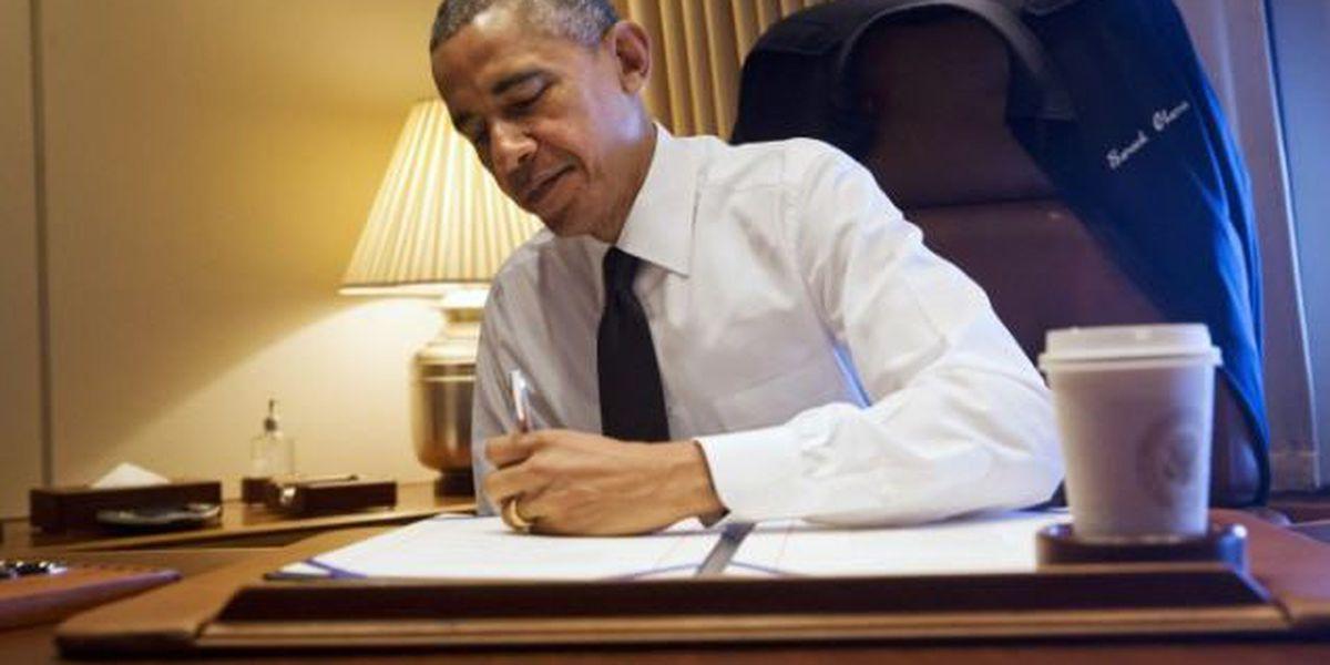 President Obama signs Alabama Disaster Declaration