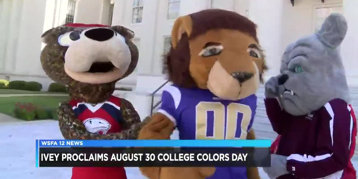 Universities celebrate spirit with College Colors Day at Capitol