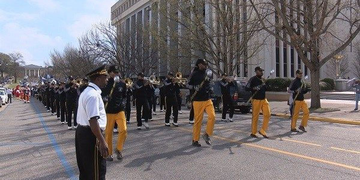 AL Higher Education Day opts for parade over rally in 2018