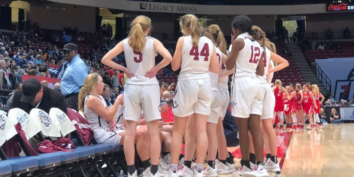 Montgomery Academy falls in Girls 3A championship