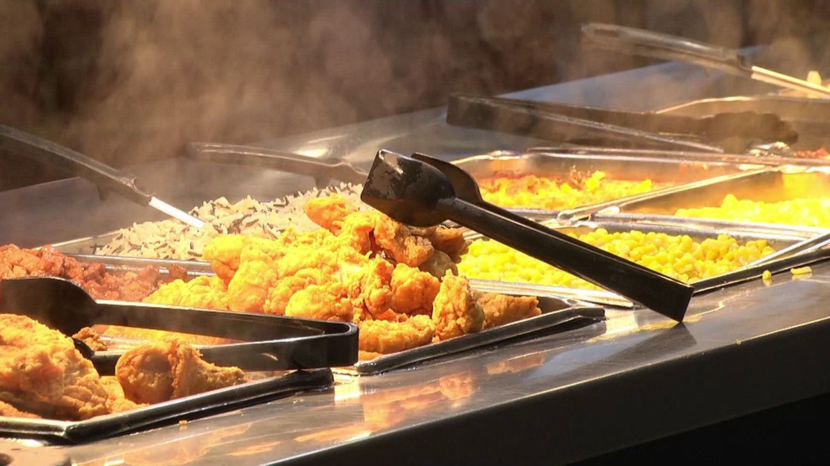 Alabama allows restaurant buffets to reopen