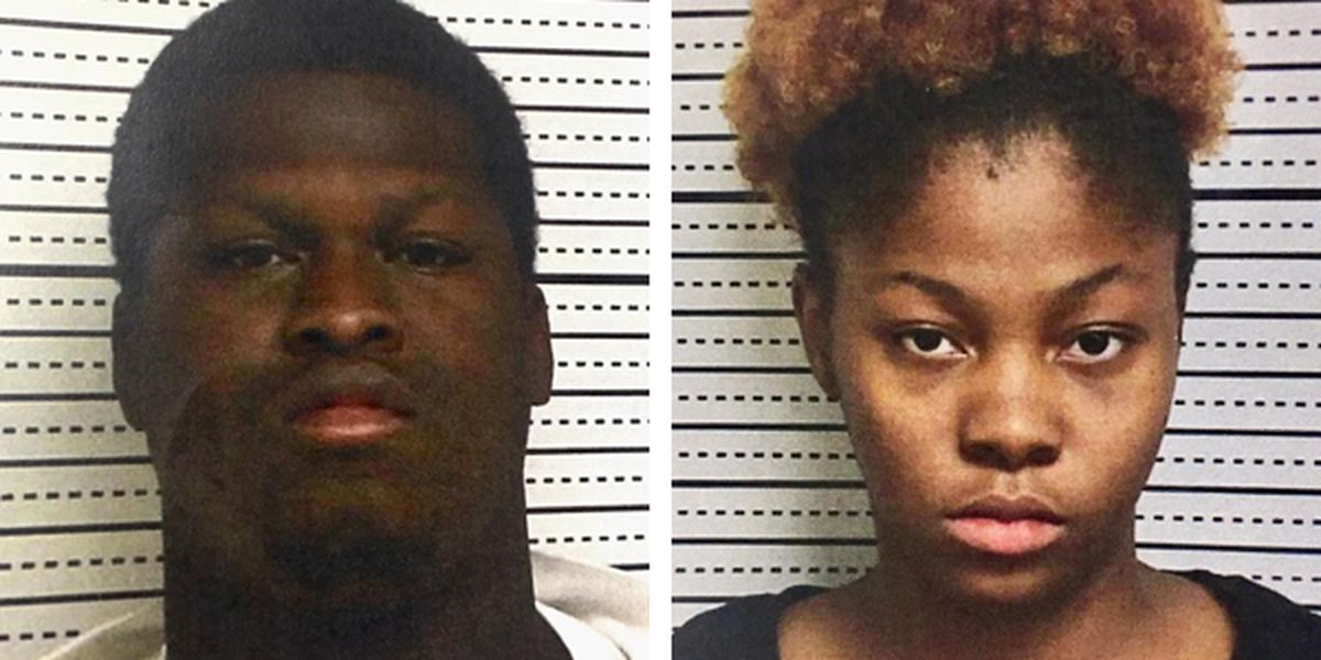 2 arrested after drugs, weapons found in Ala. traffic stop