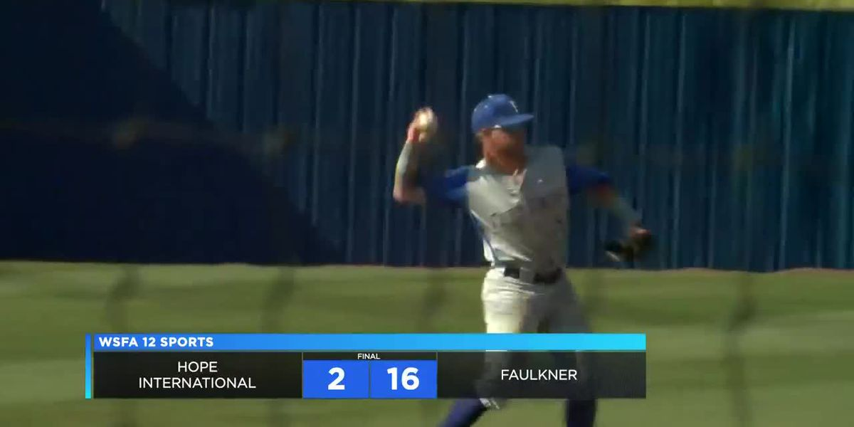 Faulkner punches ticket to NAIA World Series