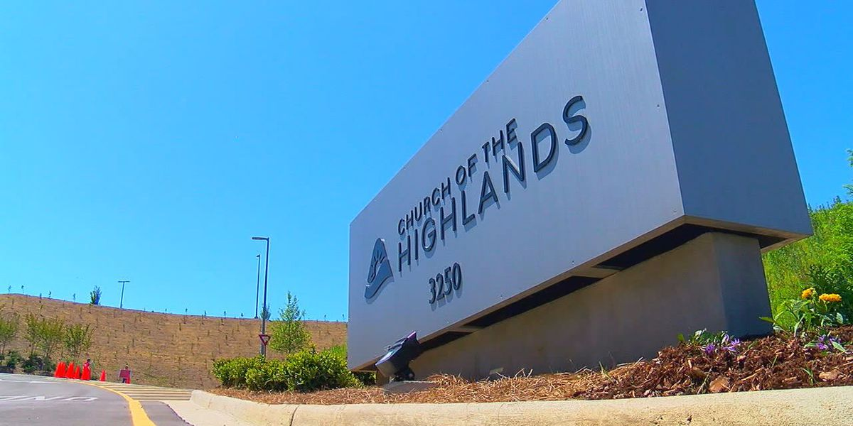 Church of the Highlands postpones in-person Sunday services