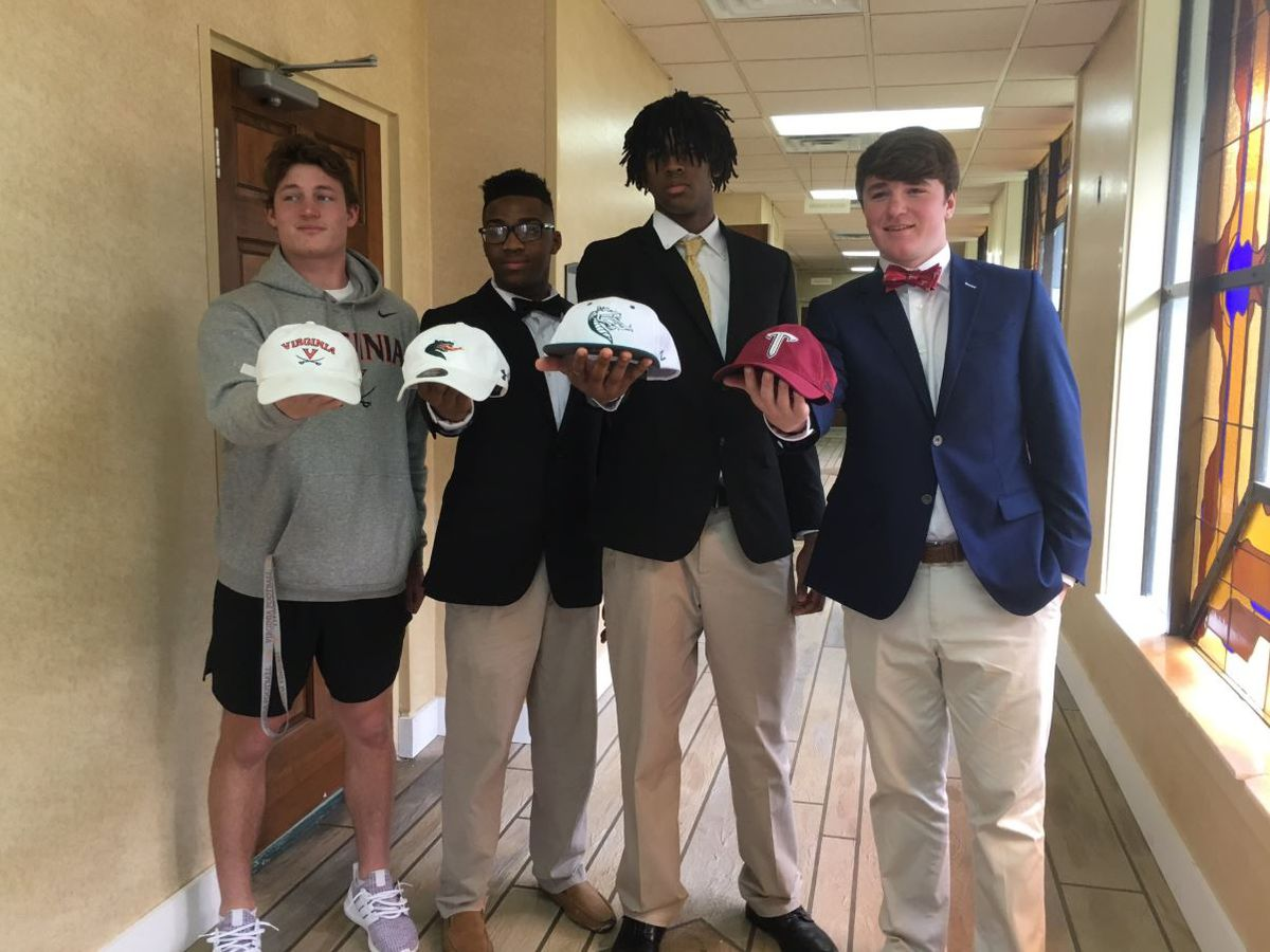 4 Wiregrass athletes sign FBS scholarships