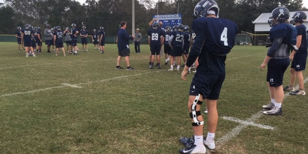 Providence Christian Eagles soaring in 2018