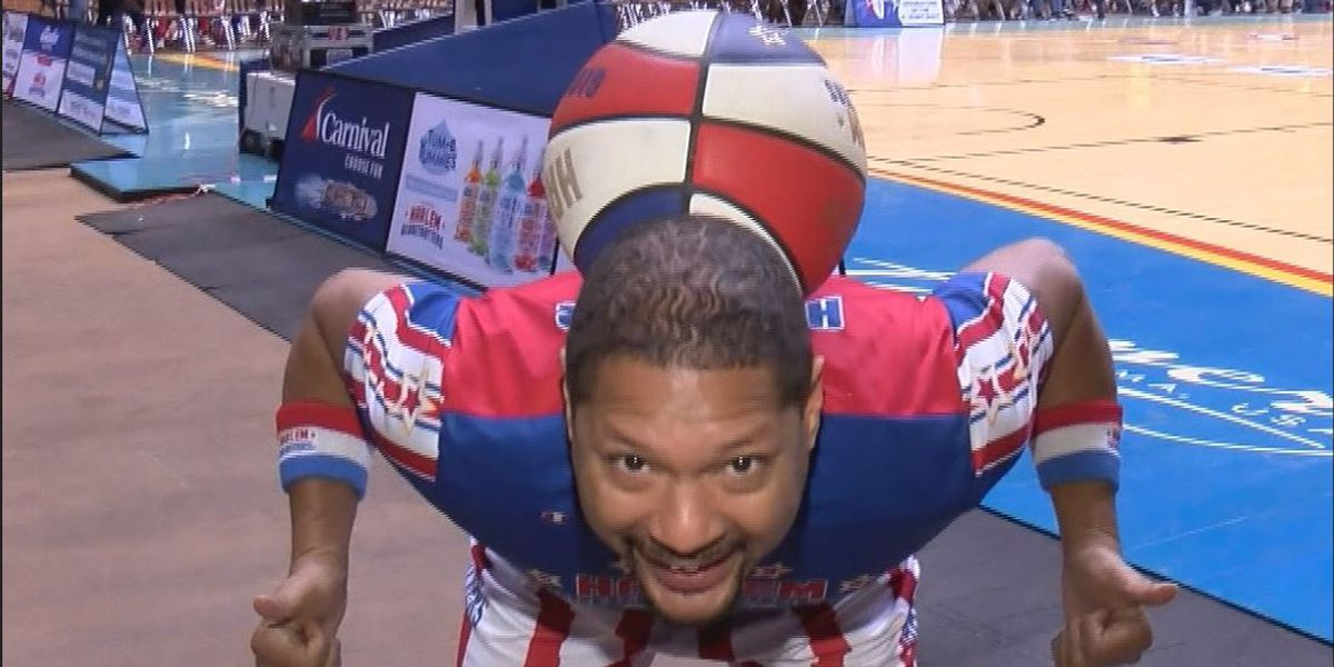 Harlem Globetrotters back in Montgomery