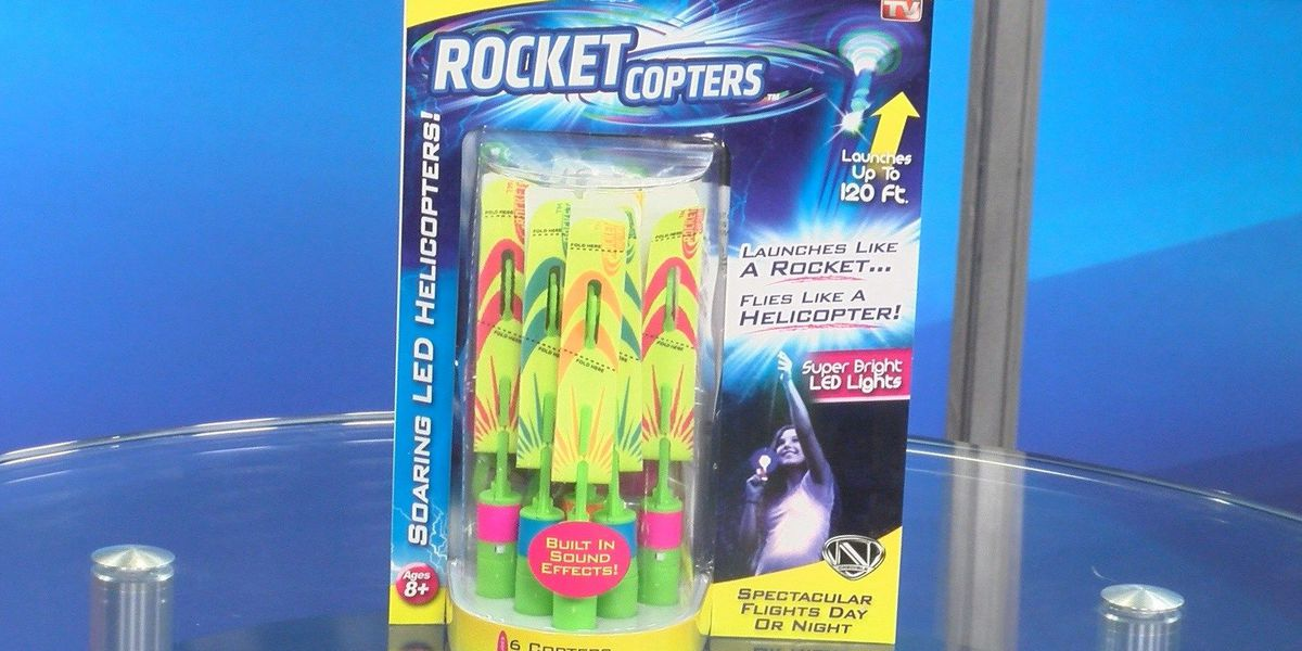 Does it work: Rocket Copter