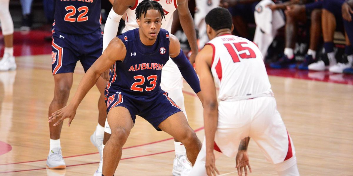 Pair of Tigers earn All-SEC honors in men's basketball