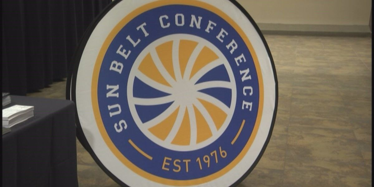Sun Belt Conference Media Day kicks off in New Orleans Monday