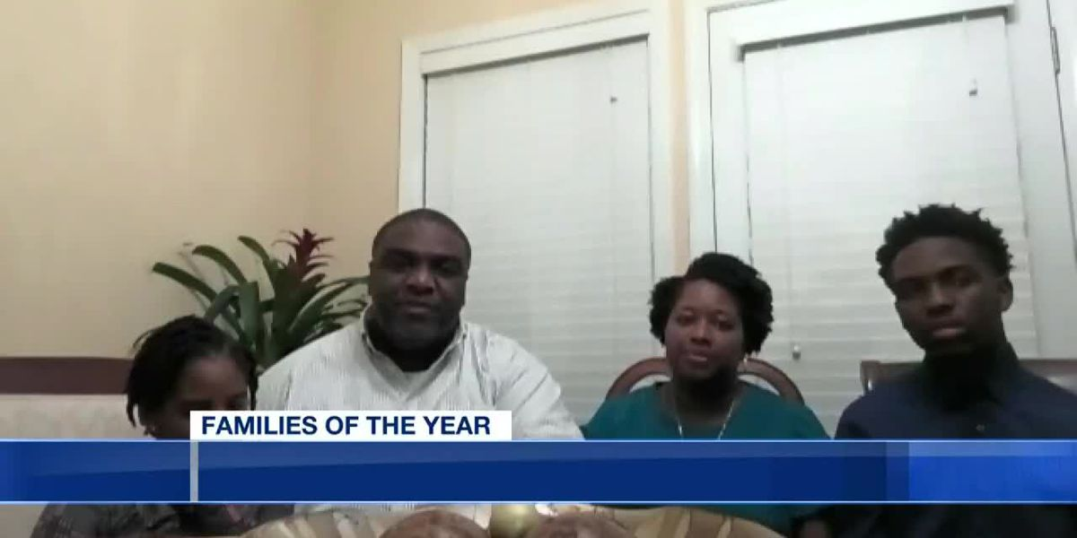 Families of the Year Awards: Waters family