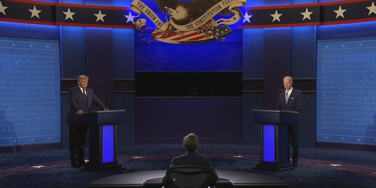 Debate commission considering 'changes' after chaotic Trump-Biden contest
