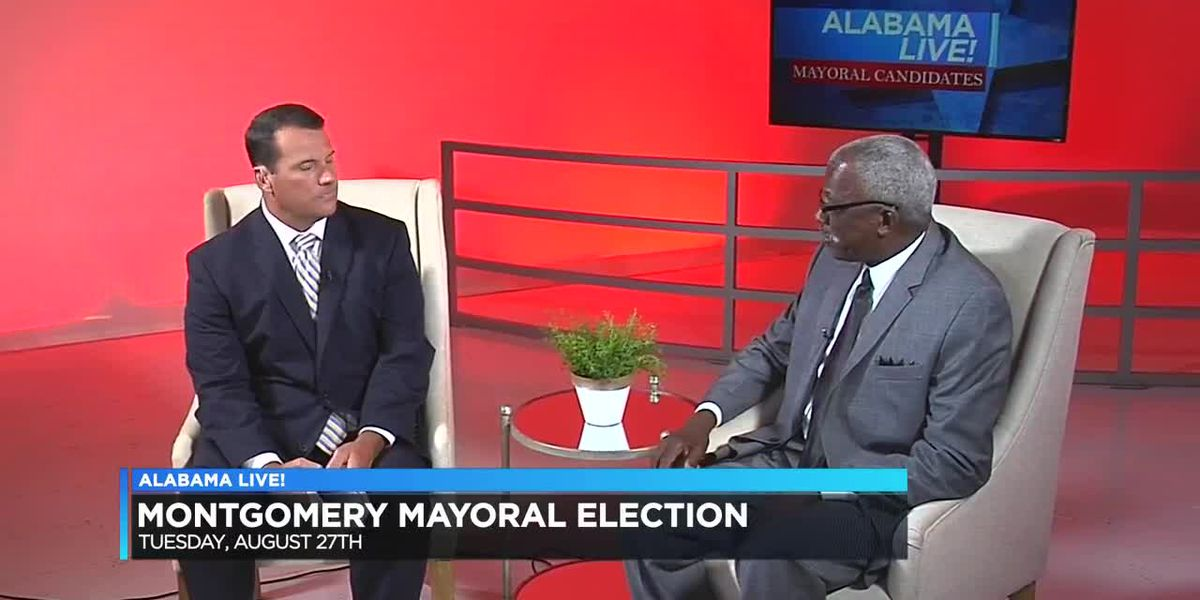 Montgomery Mayoral Candidate: Ronald Davis