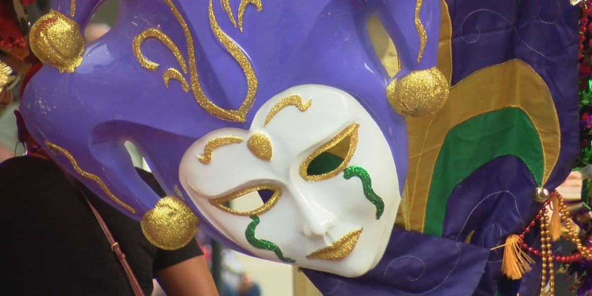 River Region celebrates Mardi Gras Saturday