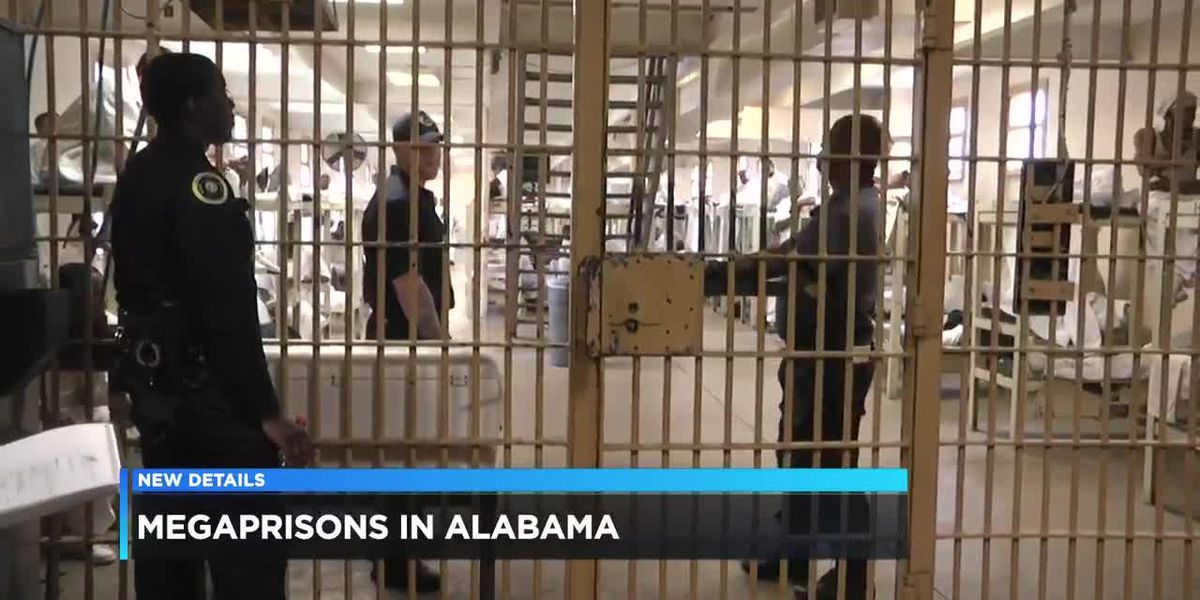 Governor addresses prison problems