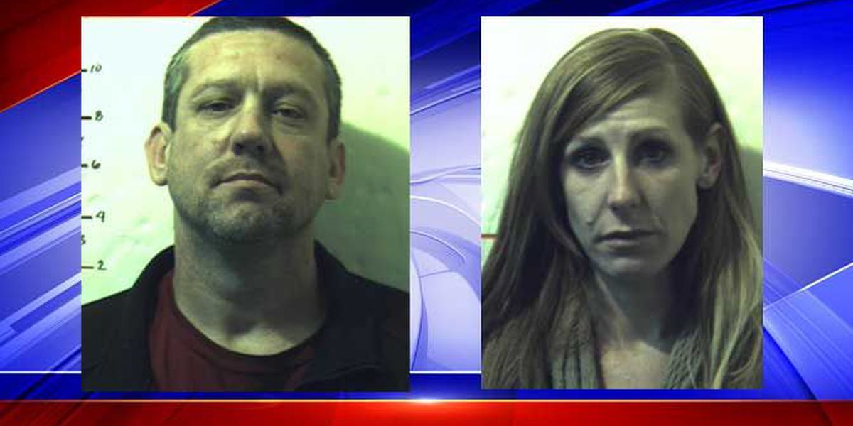 2 arrested in Enterprise for possession of meth and marijuana