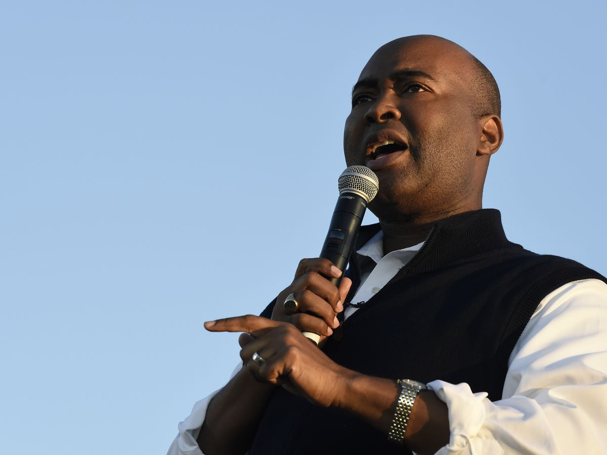Biden taps Jaime Harrison to serve as Democratic chairman