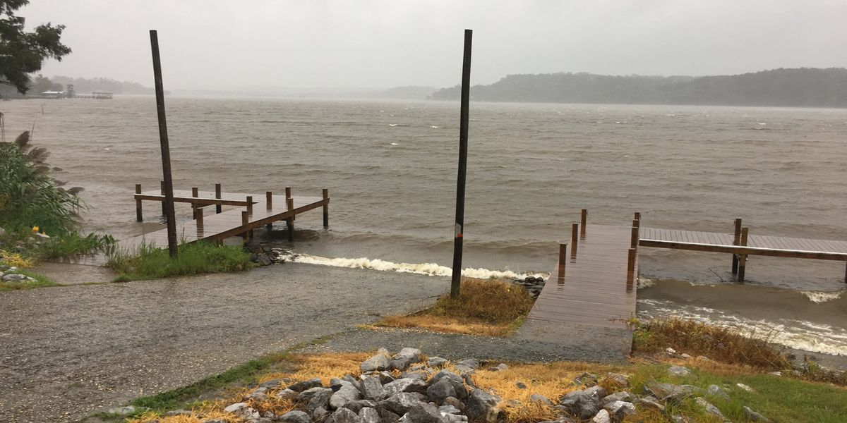 PowerSouth issues high water notification at Gantt and Point A Lakes