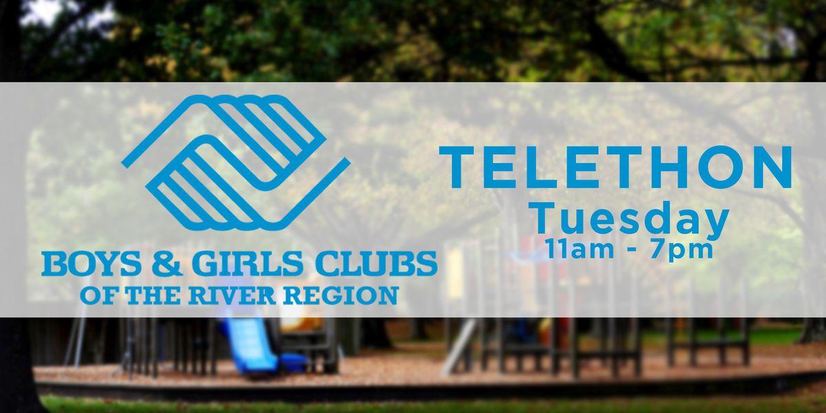 WSFA 12 News to host Boy & Girls Club Telethon