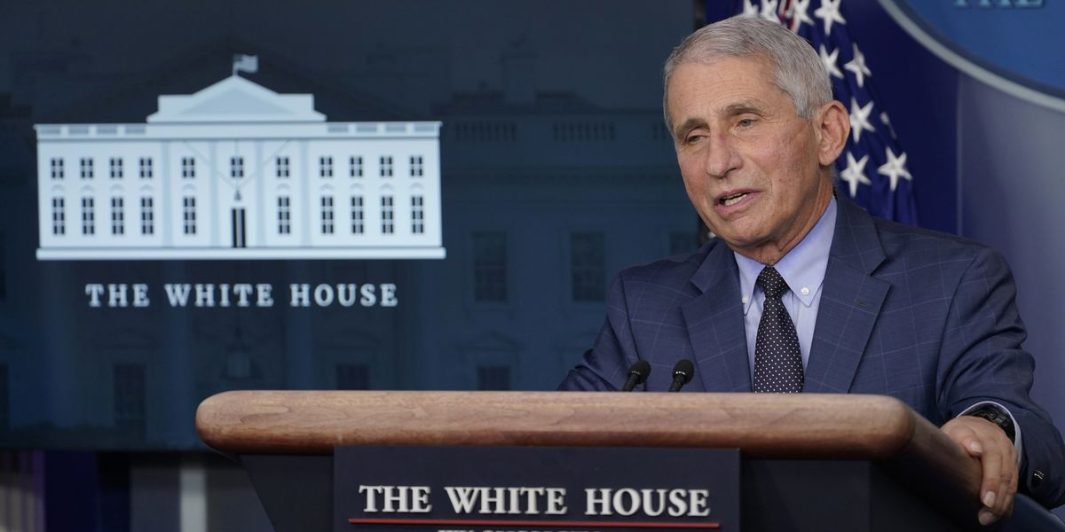 Fauci says vaccine goal would cover 67 million