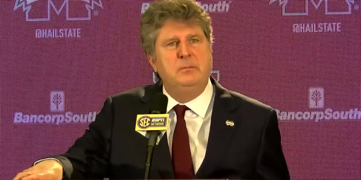 Mike Leach says 'pride, tradition' brought him to Starkville