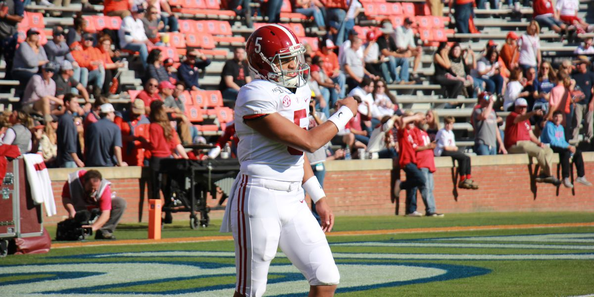 Alabama QB Taulia Tagovailoa enters transfer portal