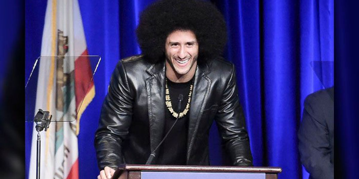 super cute 6a2ff cf79f Colin Kaepernick named face of Nike s 30th anniversary  Just Do It  campaign