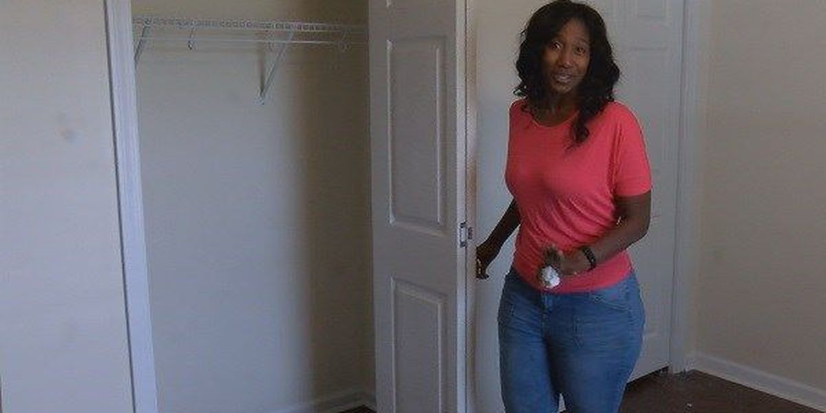 Habitat for Humanity builds home for single mother hit by disaster