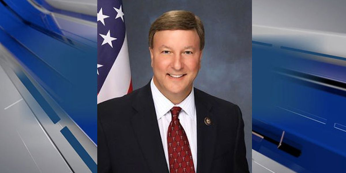 Congressman Mike Rogers tests positive for COVID-19