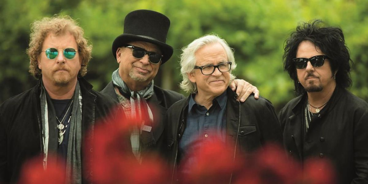 TOTO announces North American tour, stop in Montgomery