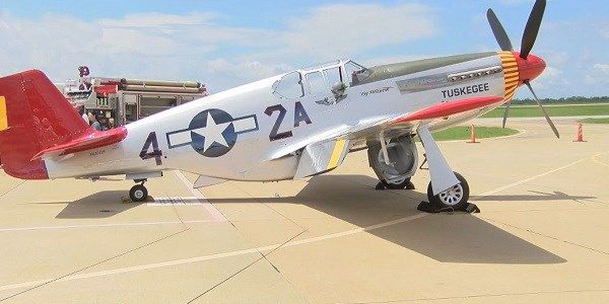 Alabama Air National Guard hosts annual Tuskegee Airmen open house