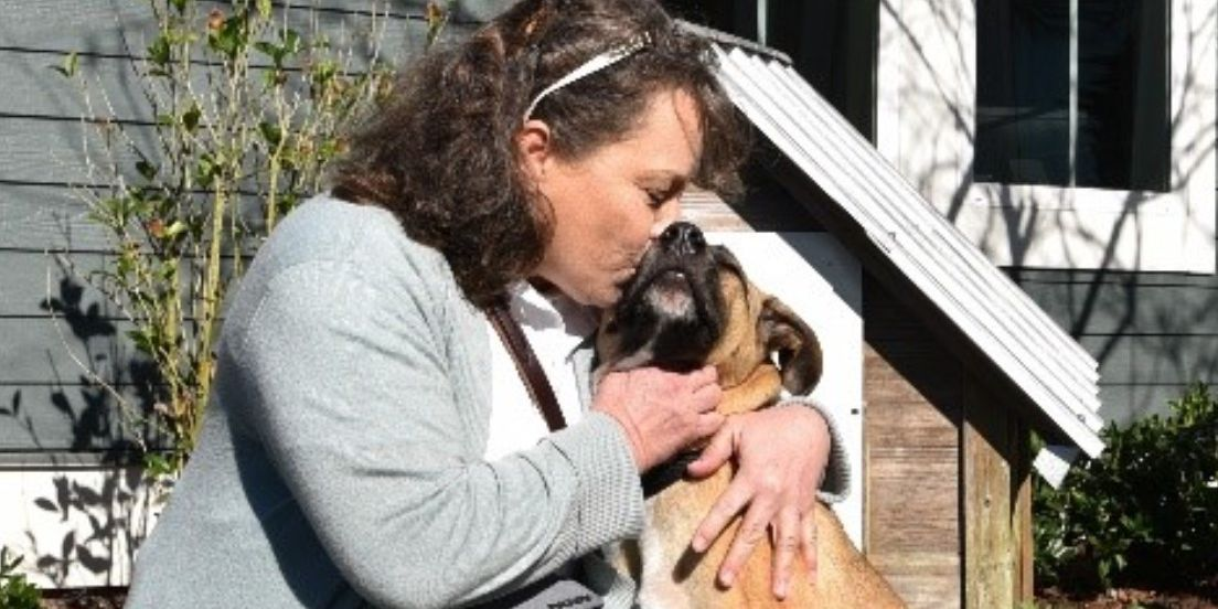 South AL veteran returns home with new service dog