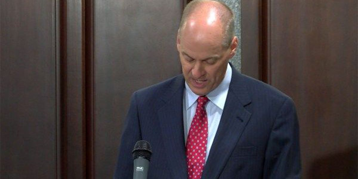 U.S. Senate candidate Brinson makes corruption allegations against Strange