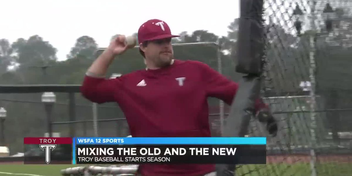 Troy Trojans ramping up for new season