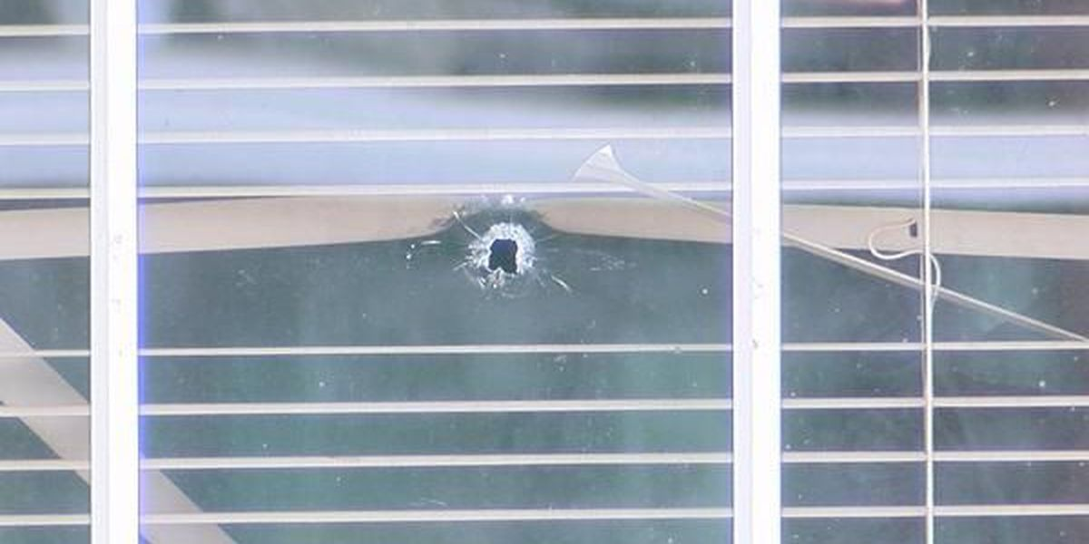 Man hit 3 times after shots fired into Dothan home
